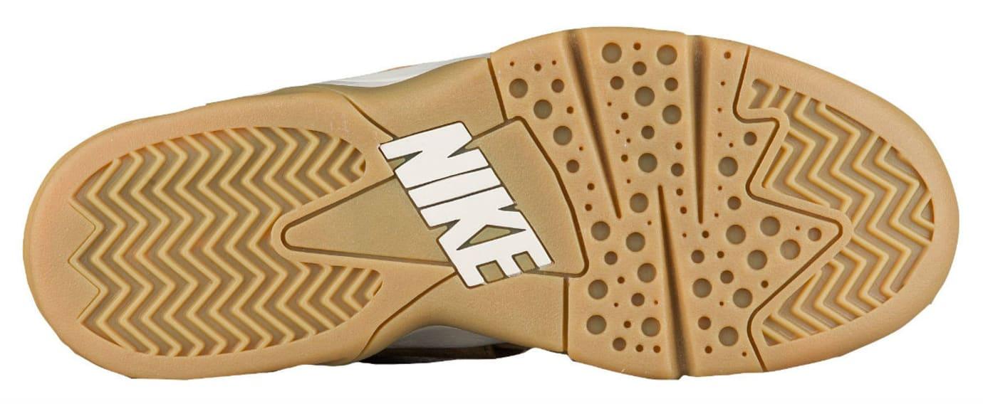 Nike Air Force Max Flax Gum Release Date Sole 315065-200