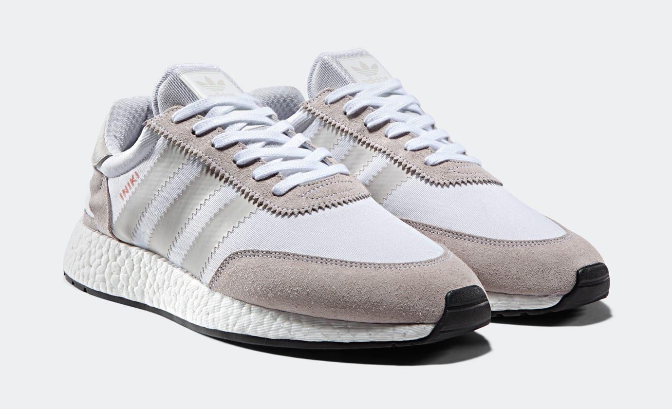 Adidas Iniki Grey White