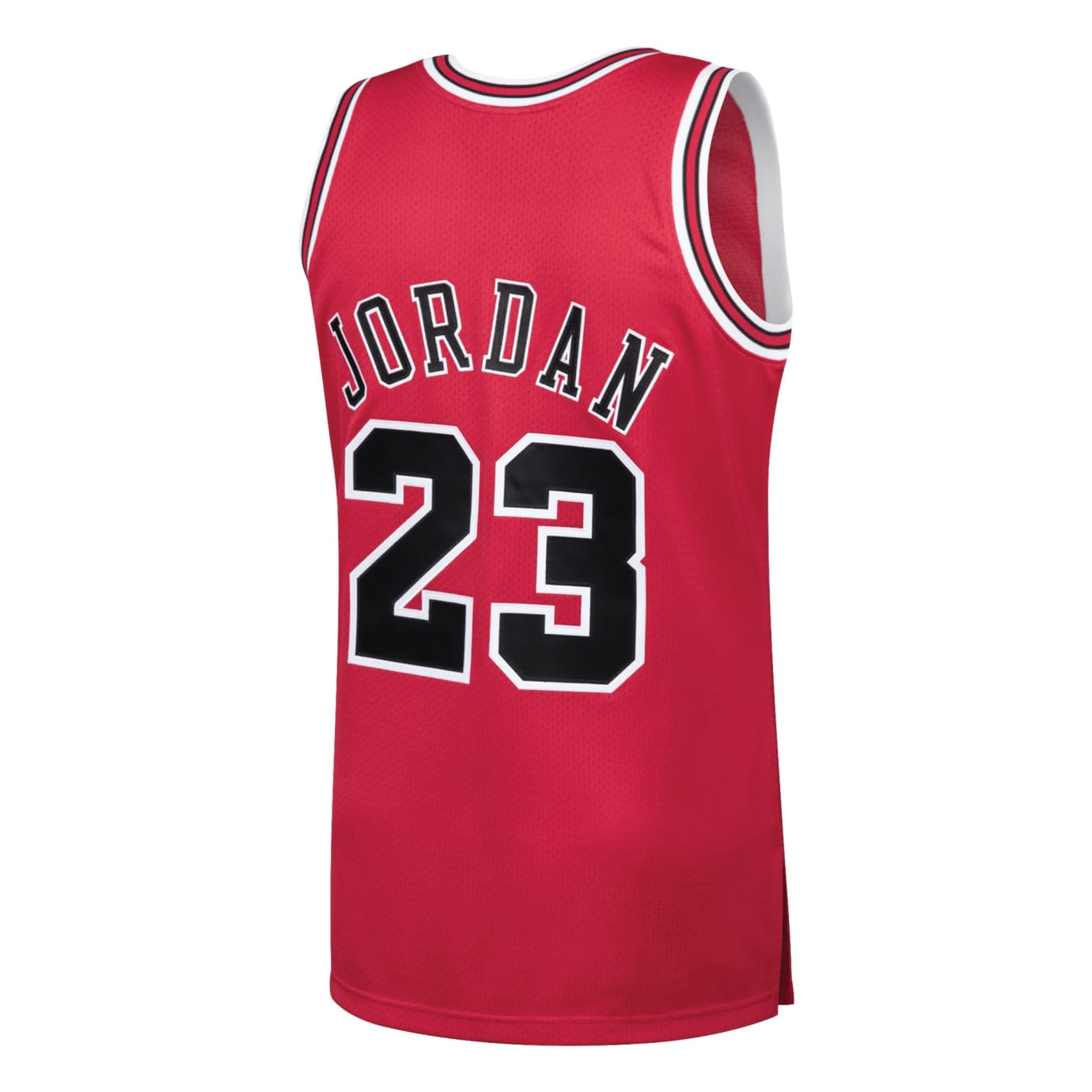 Mitchell and Ness Michael Jordan 1997-98 NBA Finals Jersey (Back)