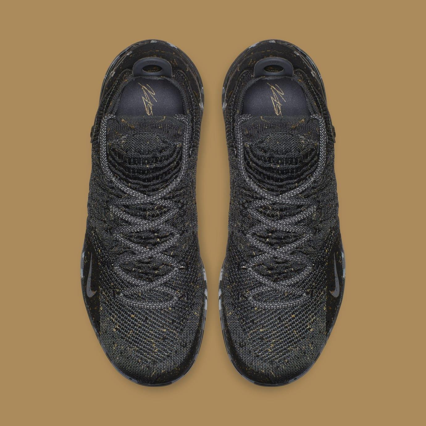 Nike KD 11 'Gold Splatter' AO2604-901 (Top)