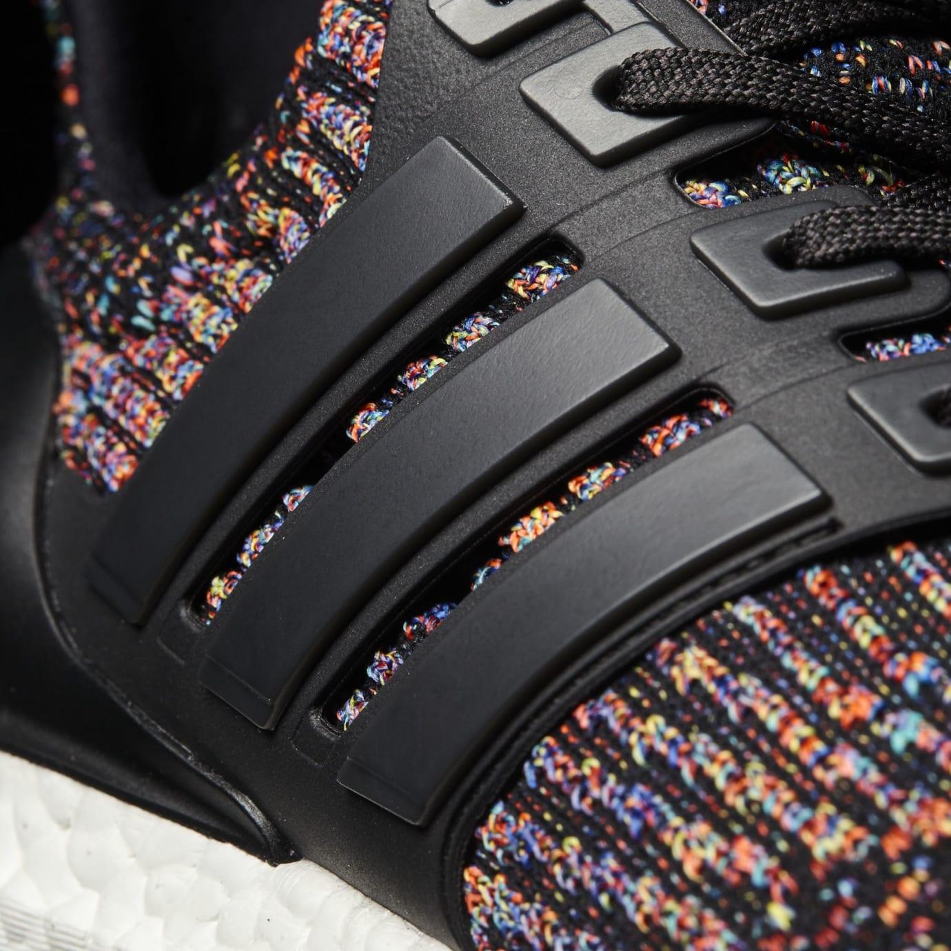 Multicolor Adidas Ultra Boost 3 CG3004 Upper Detail