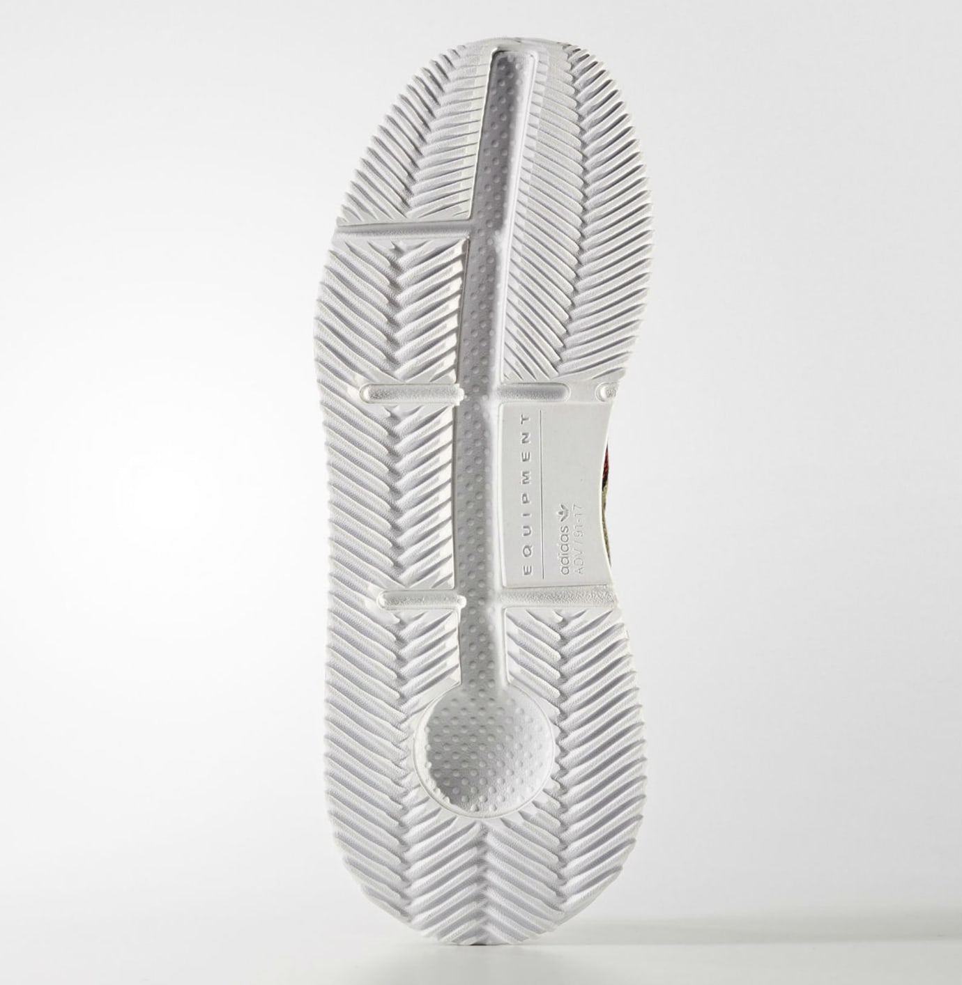 pick up bd76c 39ce9 Adidas EQT Cushion ADV Olive Camo Release Date AC7722 Sole