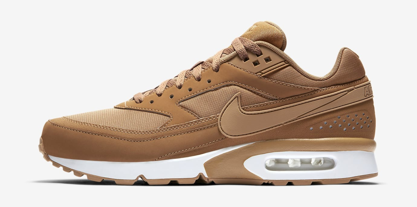 Wheat Nike Air Classic BW Flax 881981-200