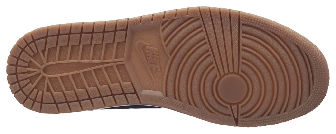 sale retailer f2fa0 ec904 Air Jordan 1 Mid Jeter Re2pect Release Date Sole AA6342-402