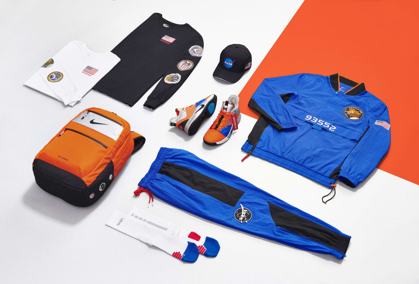 Nike PG 3 NASA Release Date CI2666-800 Collection