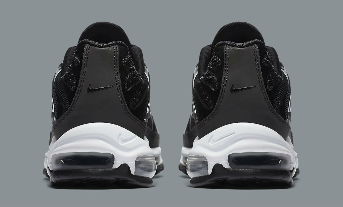 Nike Air Max 97 Plus BlackWhite Release Date AH8144 001