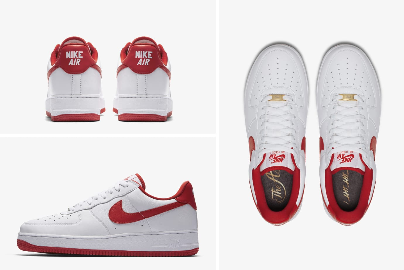 Nike Air Force 1 Low 'Fo Fi Fo'