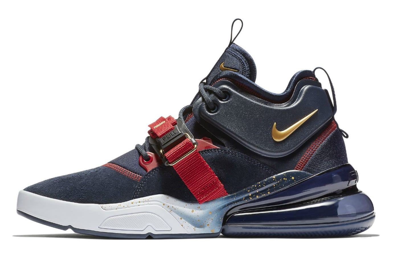 Nike Air Force 270 USA Release Date AH6772-400 Profile