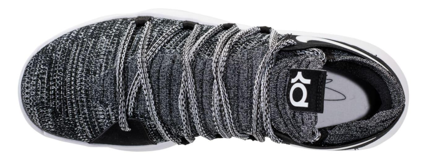 Nike KD 10 Oreo Release Date Top 897815-001