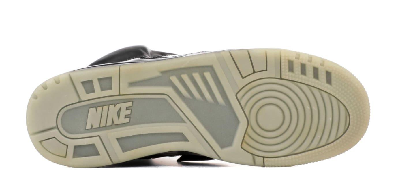 Nike Air Yeezy Glow Sample Sole
