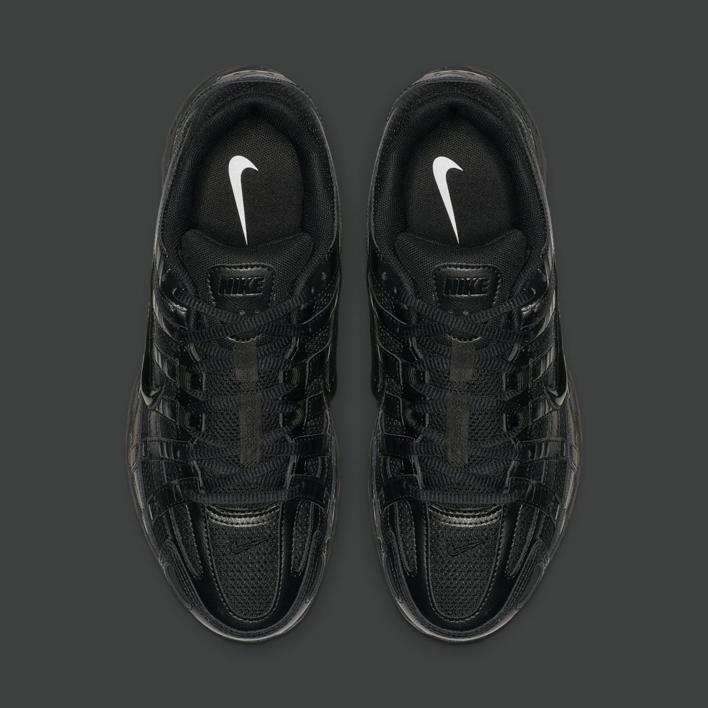 Nike P-6000 CNPT 'Black/Black' BV1021-002 (Top)
