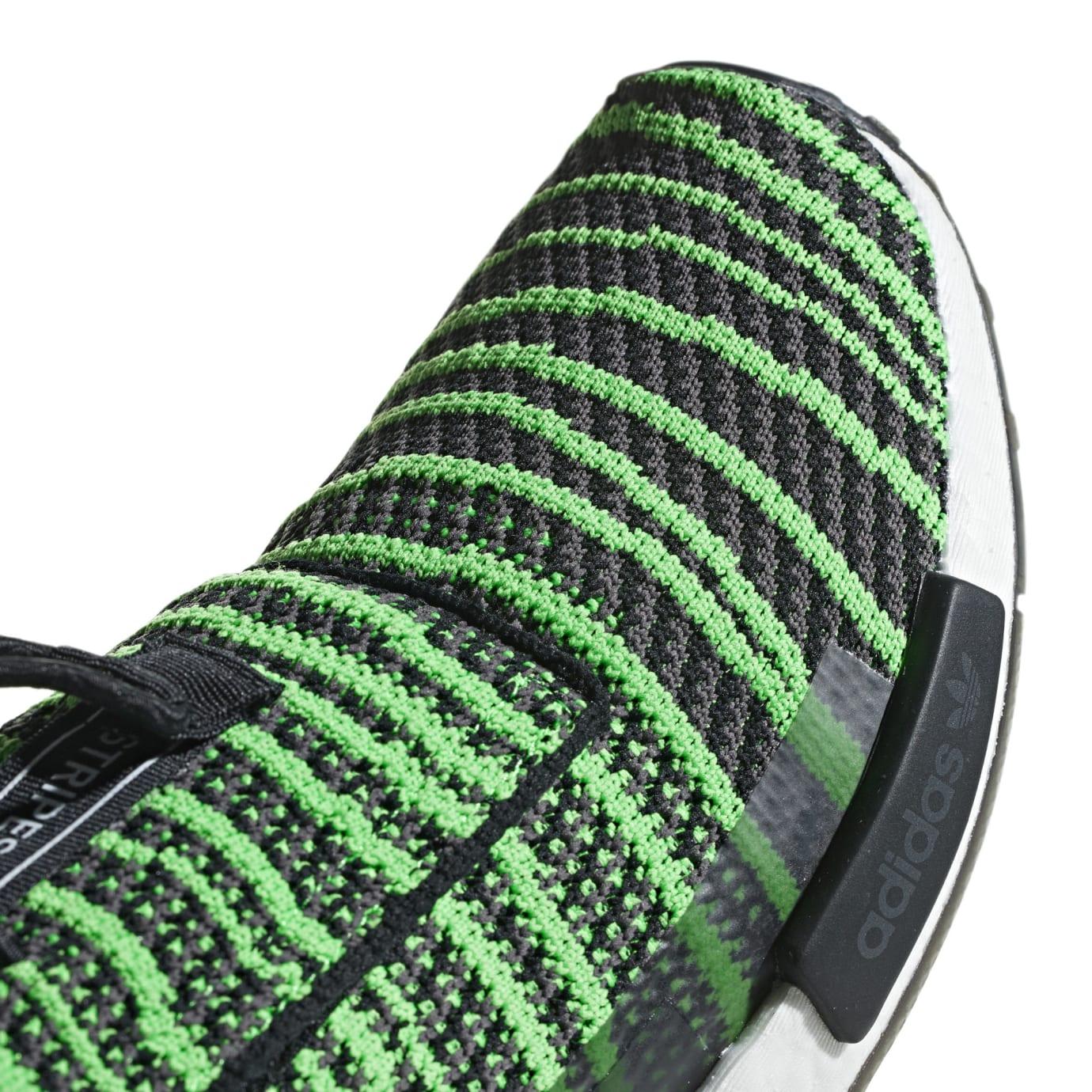 2e91bd2c46fd8 Image via Adidas Adidas NMD TS1 Shock Lime Release Date B37628 Toe