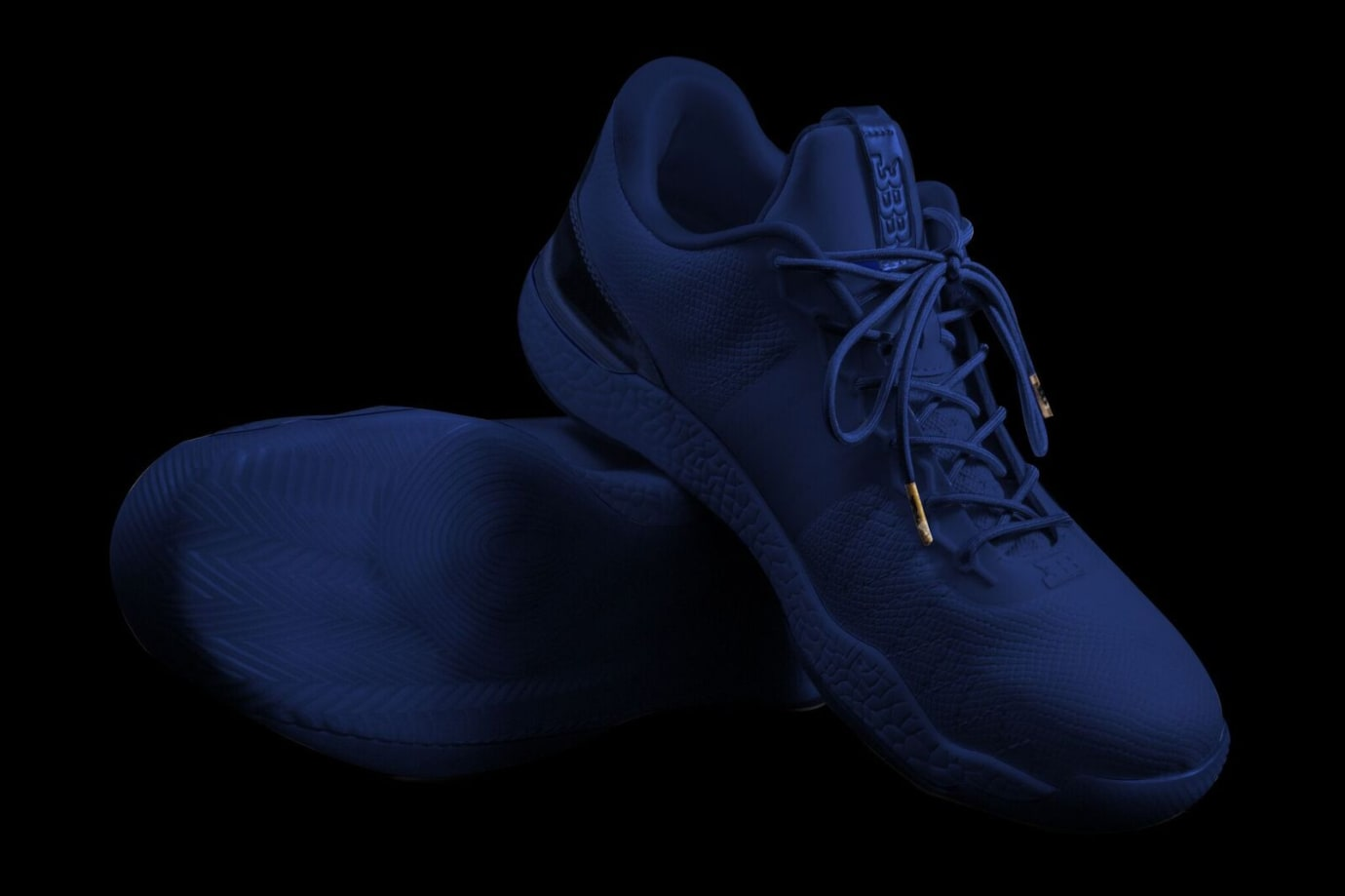 Big Baller Brand ZO2 Independence Day Blue Main