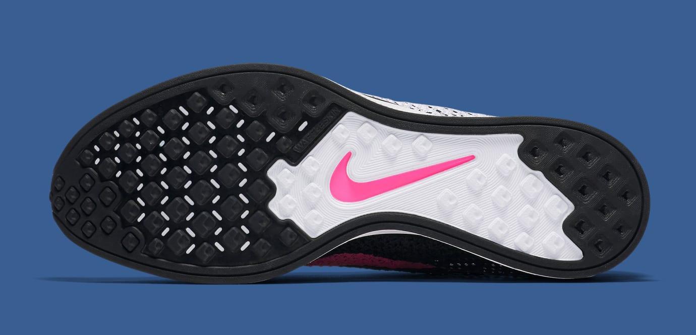 ebe1f1642aa4d Image via Nike Be True Nike Flyknit Racer 902366-100 Sole