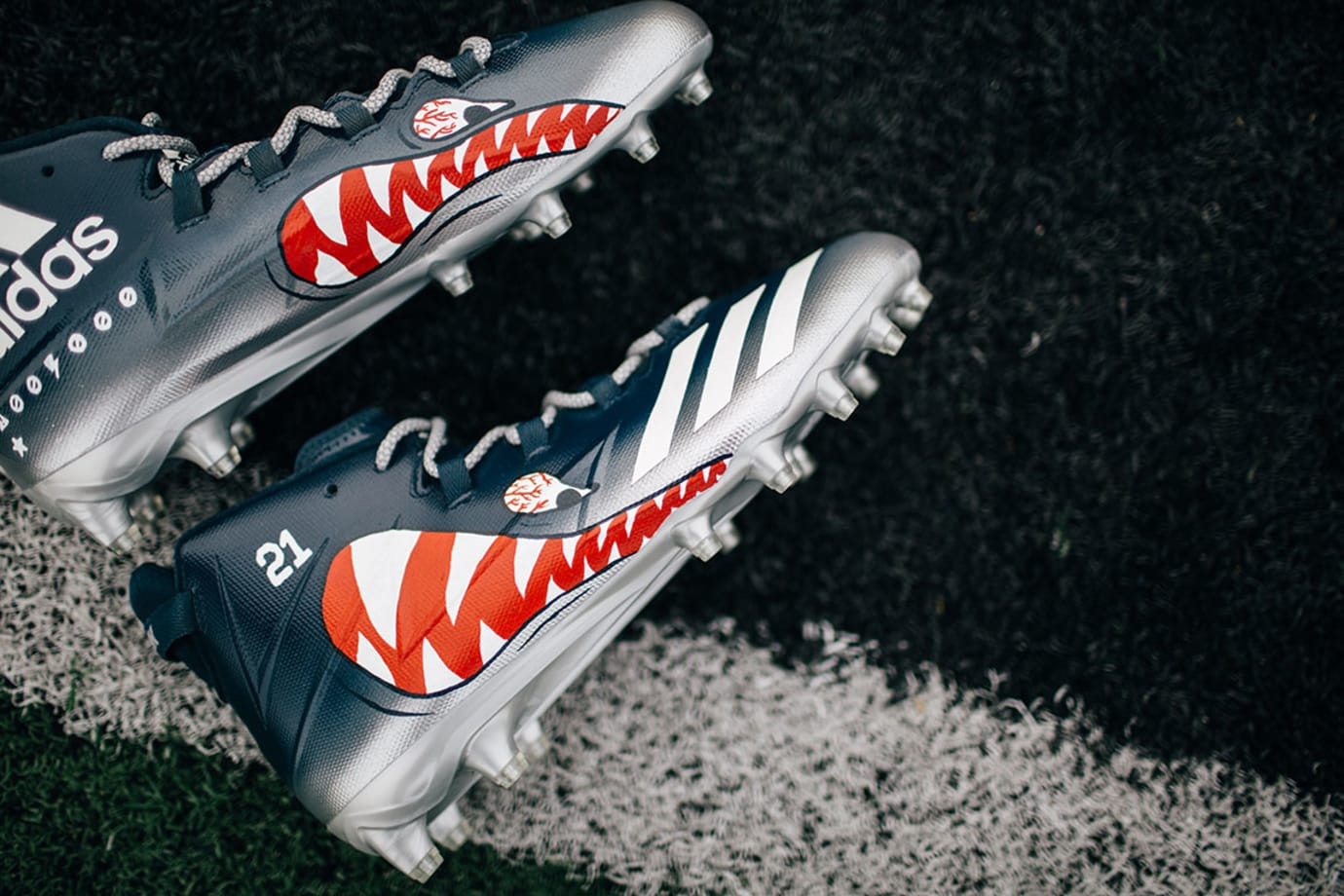 Adidas Call of Duty Cleats Landon Collins