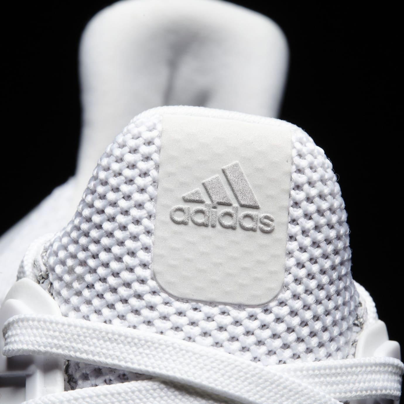7c8c38b46e9e5 Image via Adidas Adidas Ultra Boost 2.0 White Reflective 2018 Release Date  BB3928 Tongue