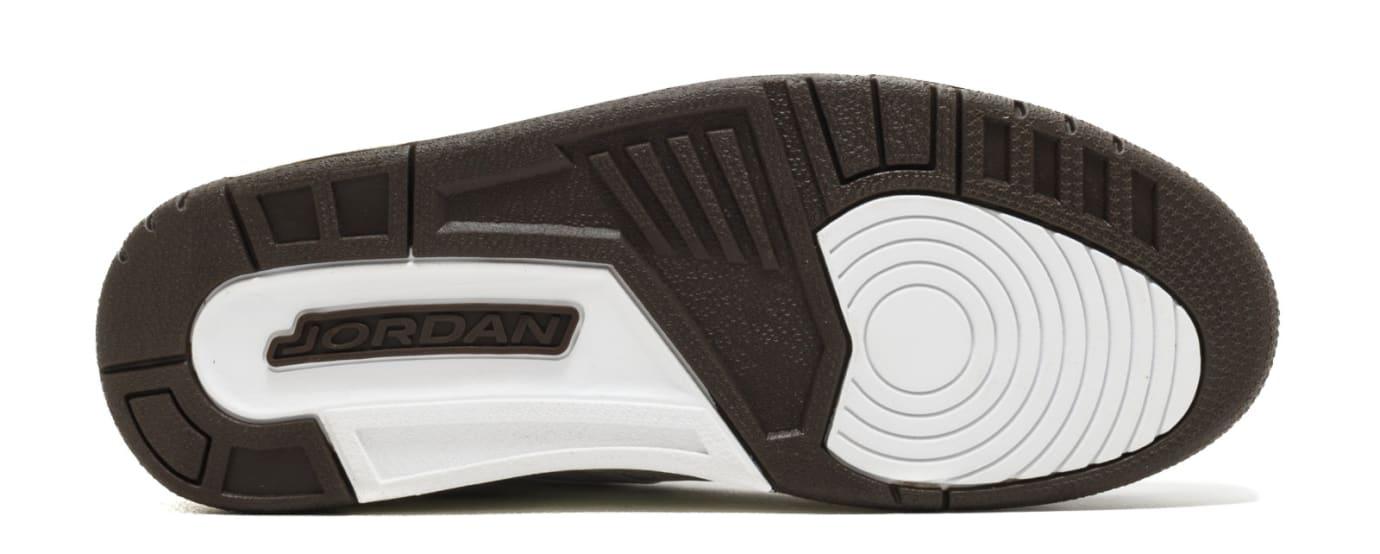 Air Jordan 3 Mocha Sole