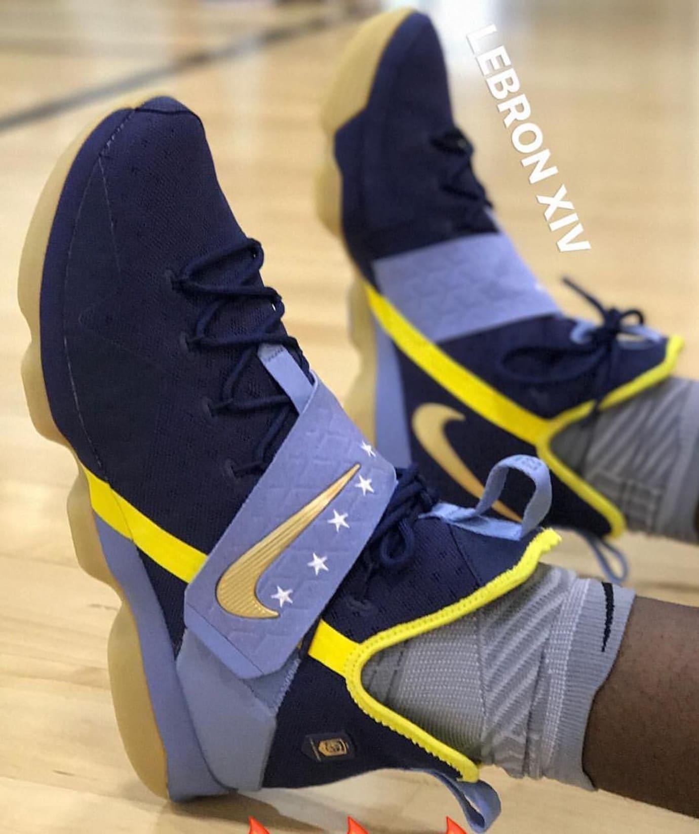 Nike LeBron 14 Nike Basketball Academy (2)