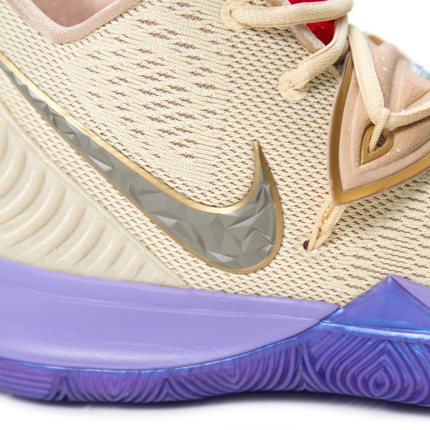 Concepts x Nike Kyrie 5 'Ikhet' (Swoosh)