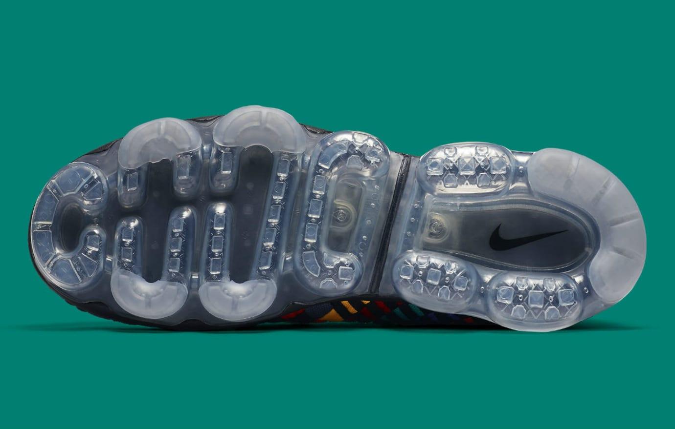 Nike Air VaporMax Inneva Multicolor Release Date AO2447-001 Sole