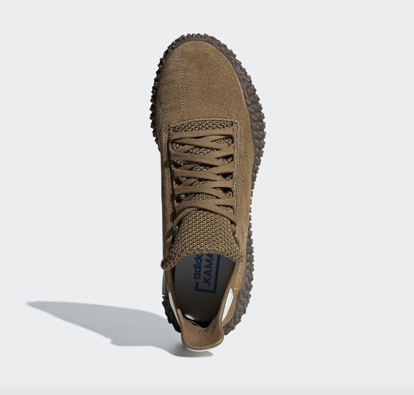 Adidas Kamanda 01 'Brown/Raw Desert/Crystal White' (Top)