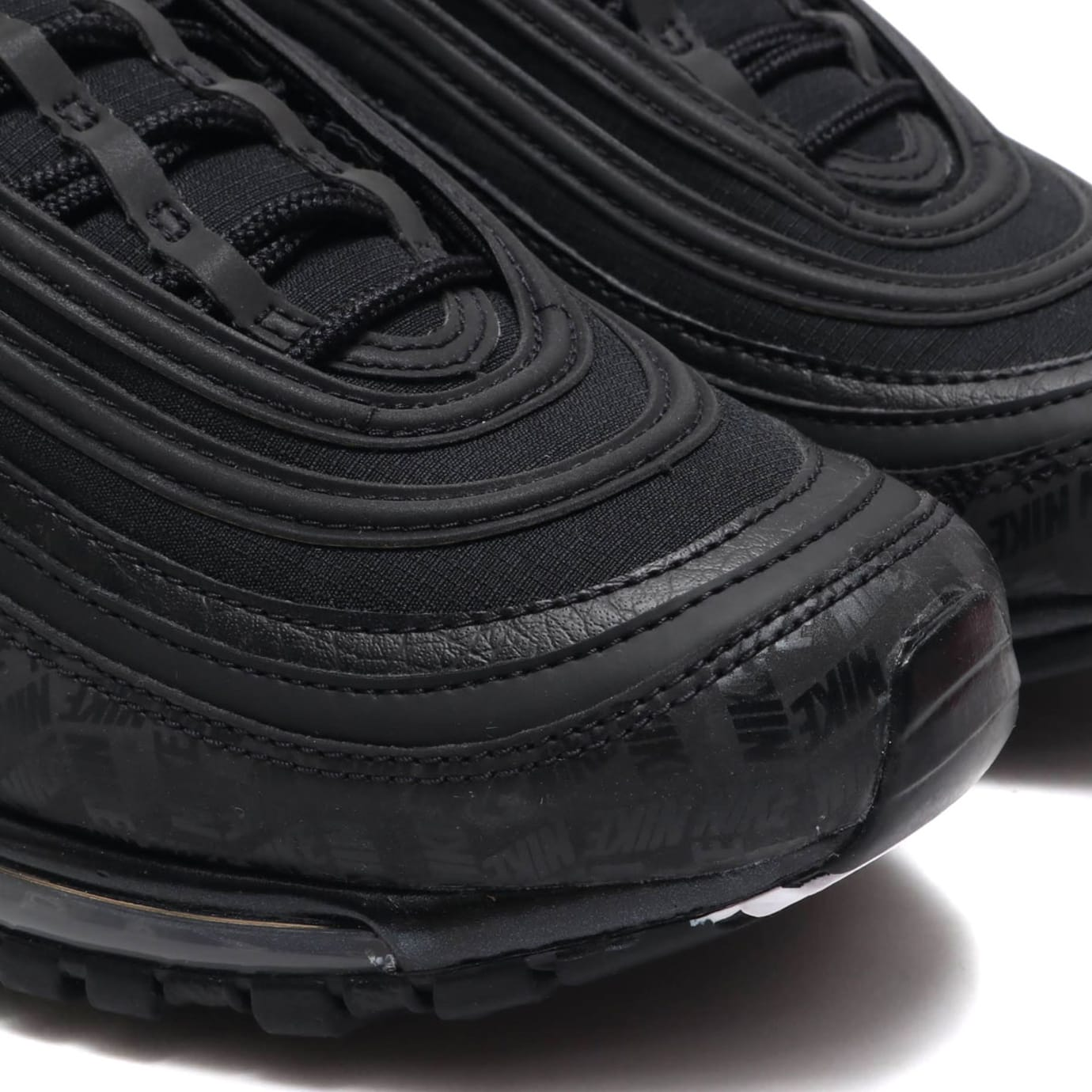 Nike Air Max 97 Black/University Red-Black AR4259-001 (Detail)