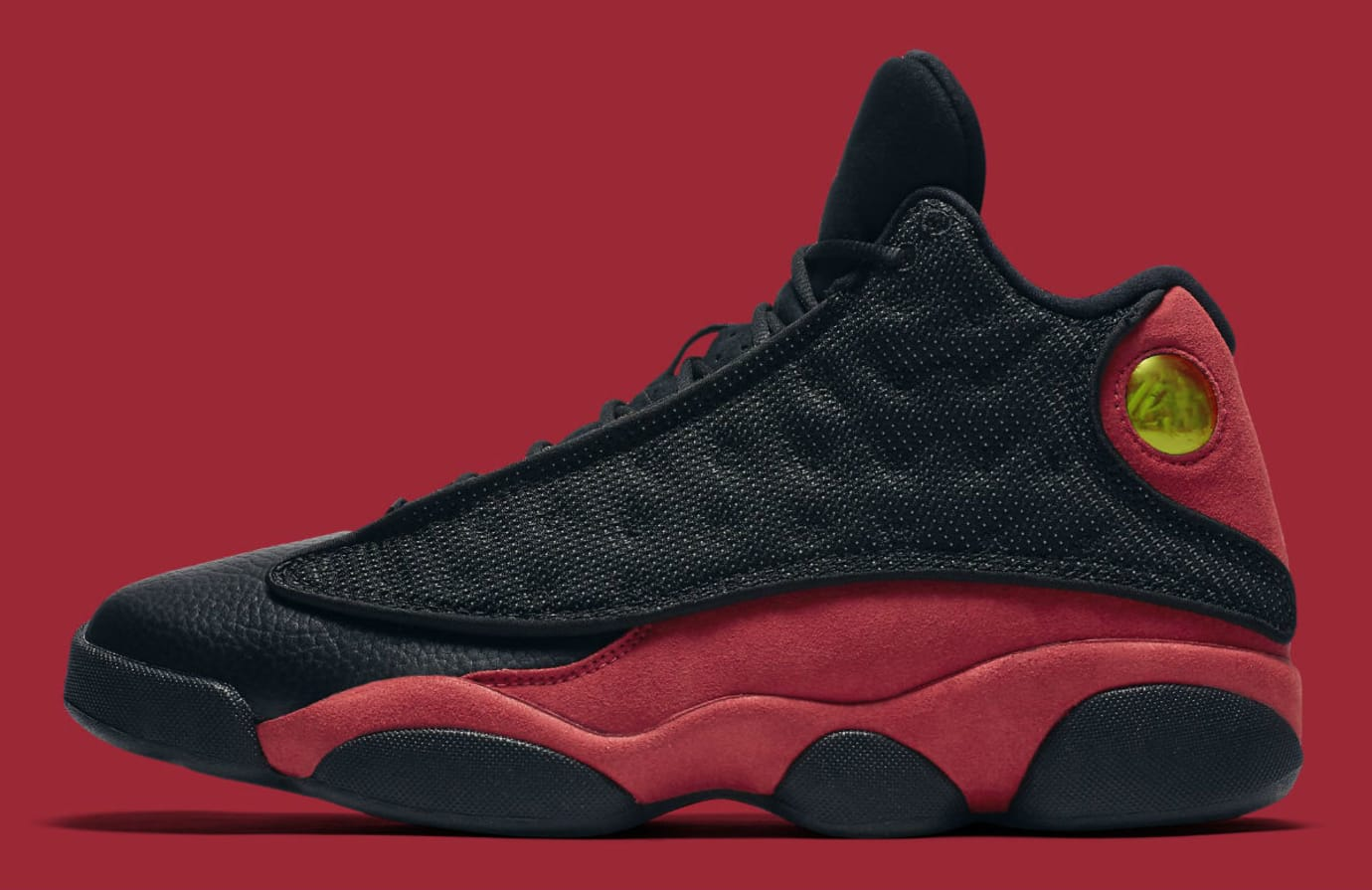 13470087cbe Air Jordan 13 XIII Bred 2017 Release Date 414571-004 | Sole Collector