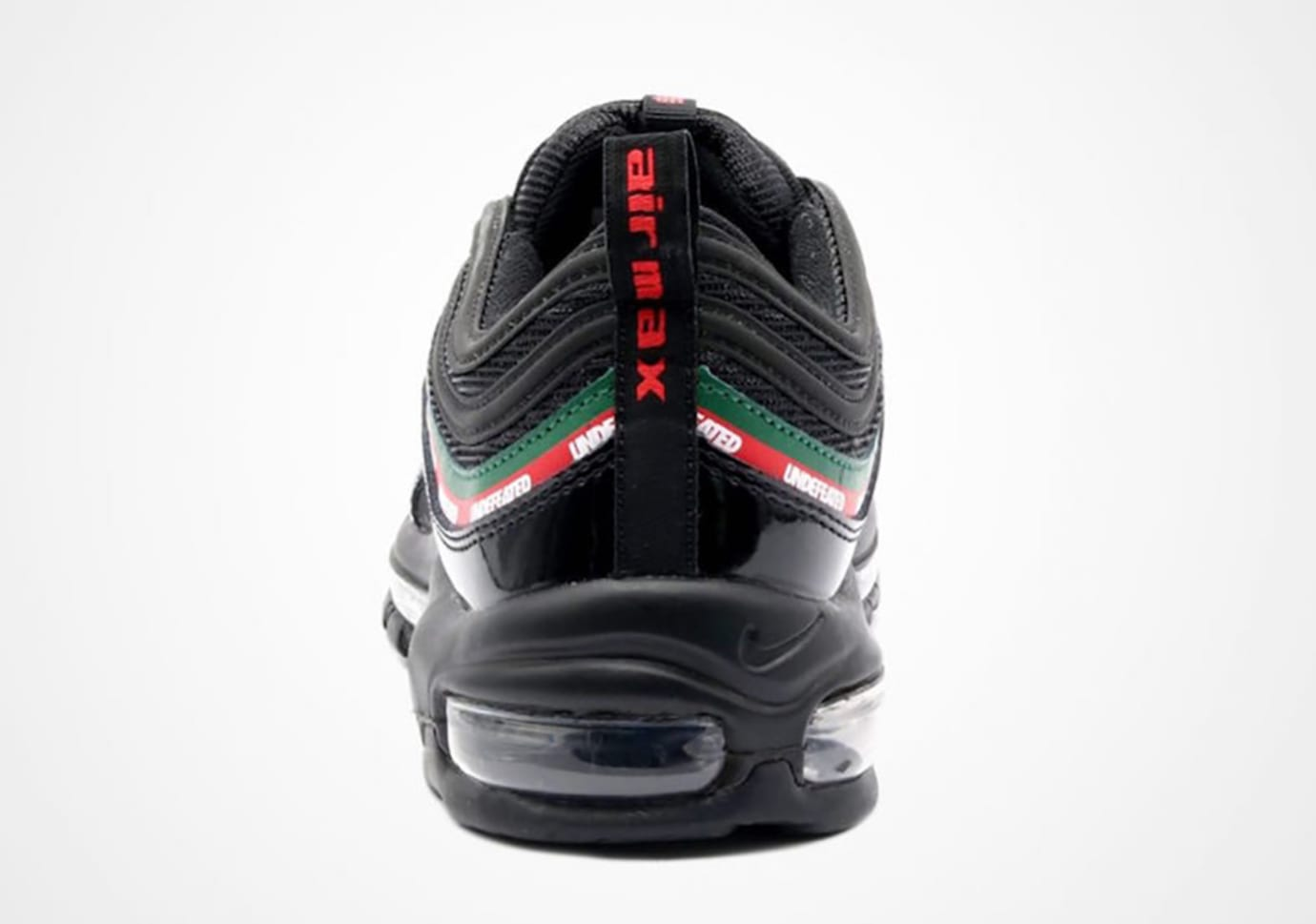 Undefeated Nike Air Max 97 AJ1986-001 Heel