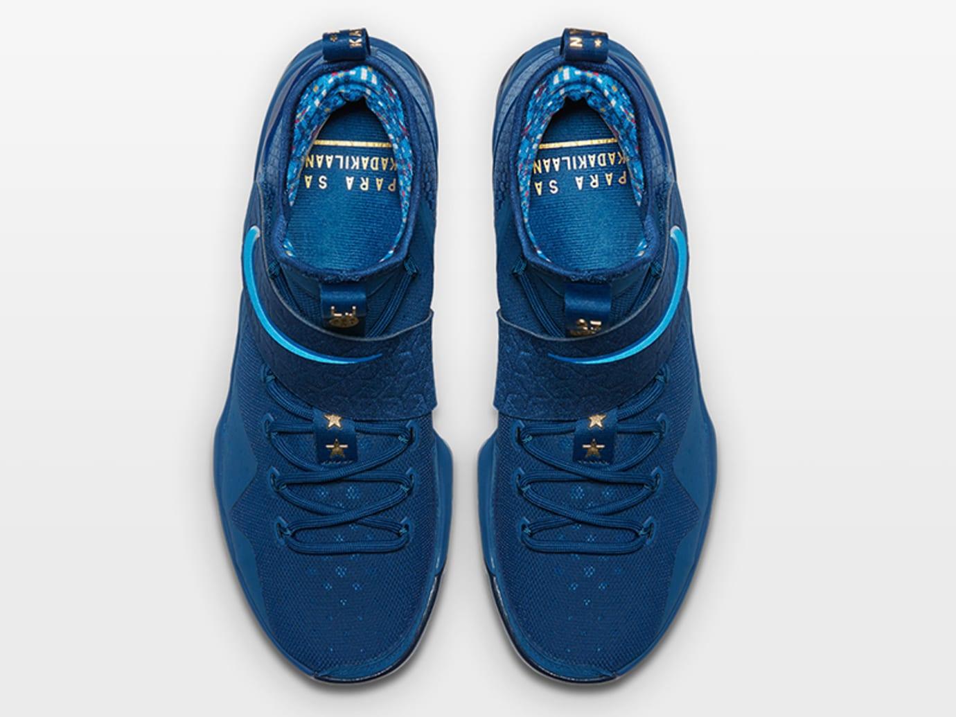 Nike LeBron 14 Agimat Release Date Top
