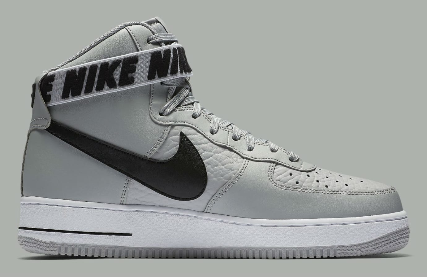 Nike Air Force 1 High NBA Statement Game Release Date Medial 315121-044