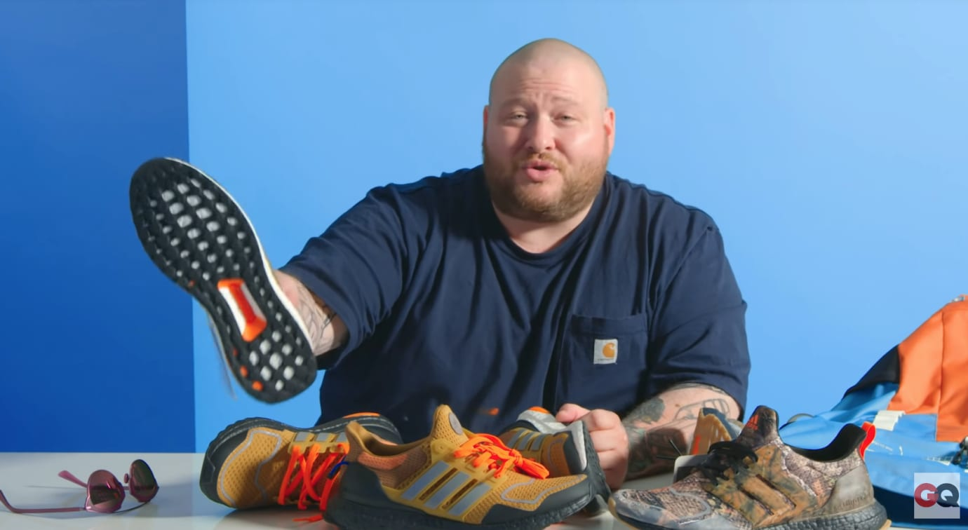 Action Bronson Shares Never Before Seen Adidas Ultra Boosts