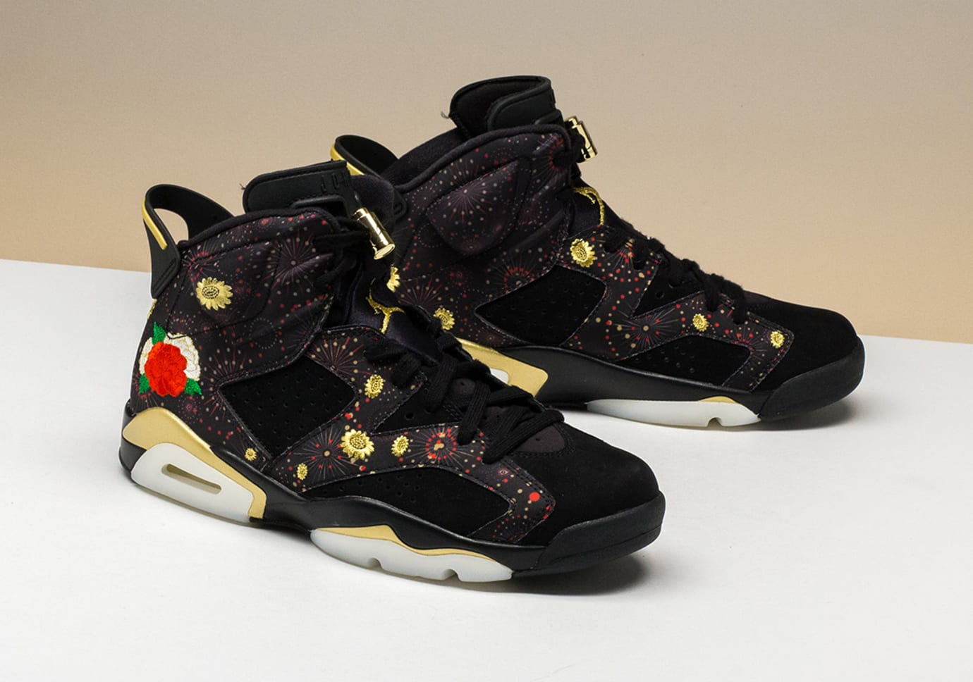 26c6e1334ccb Air Jordan 6 VI Chinese New Year 2018 Release Date AA2492-021