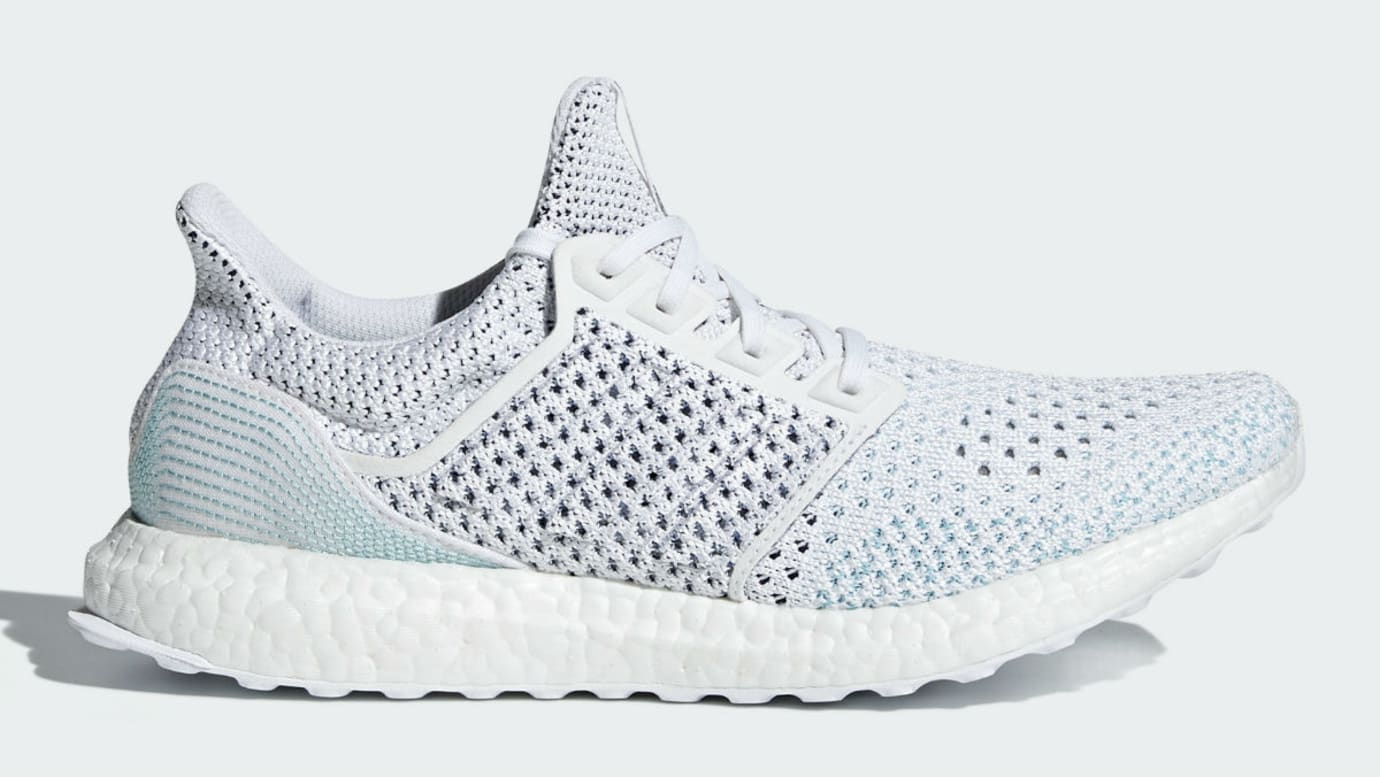 Parley x Adidas Ultra Boost LTD Release Date BB7076 Profile