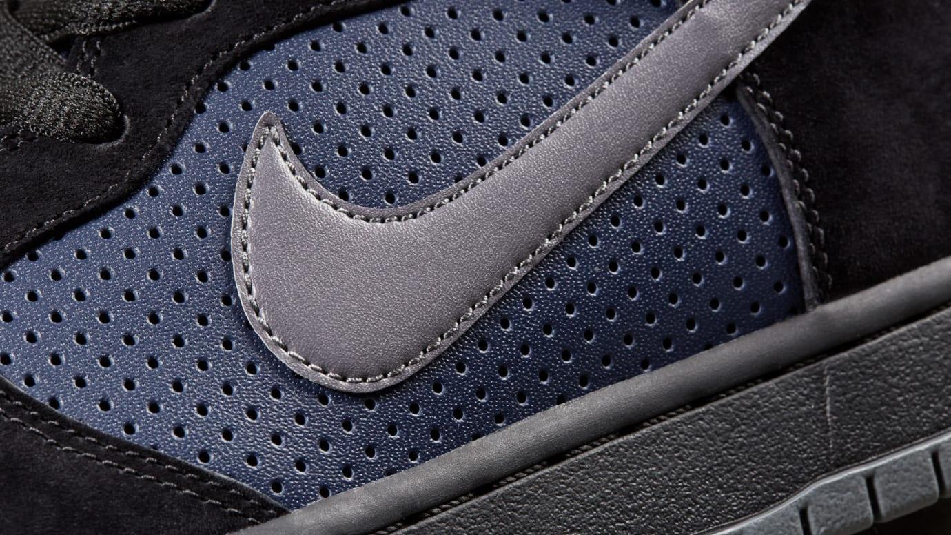 Nike SB Dunk High Gino Iannucci Release Date Swoosh