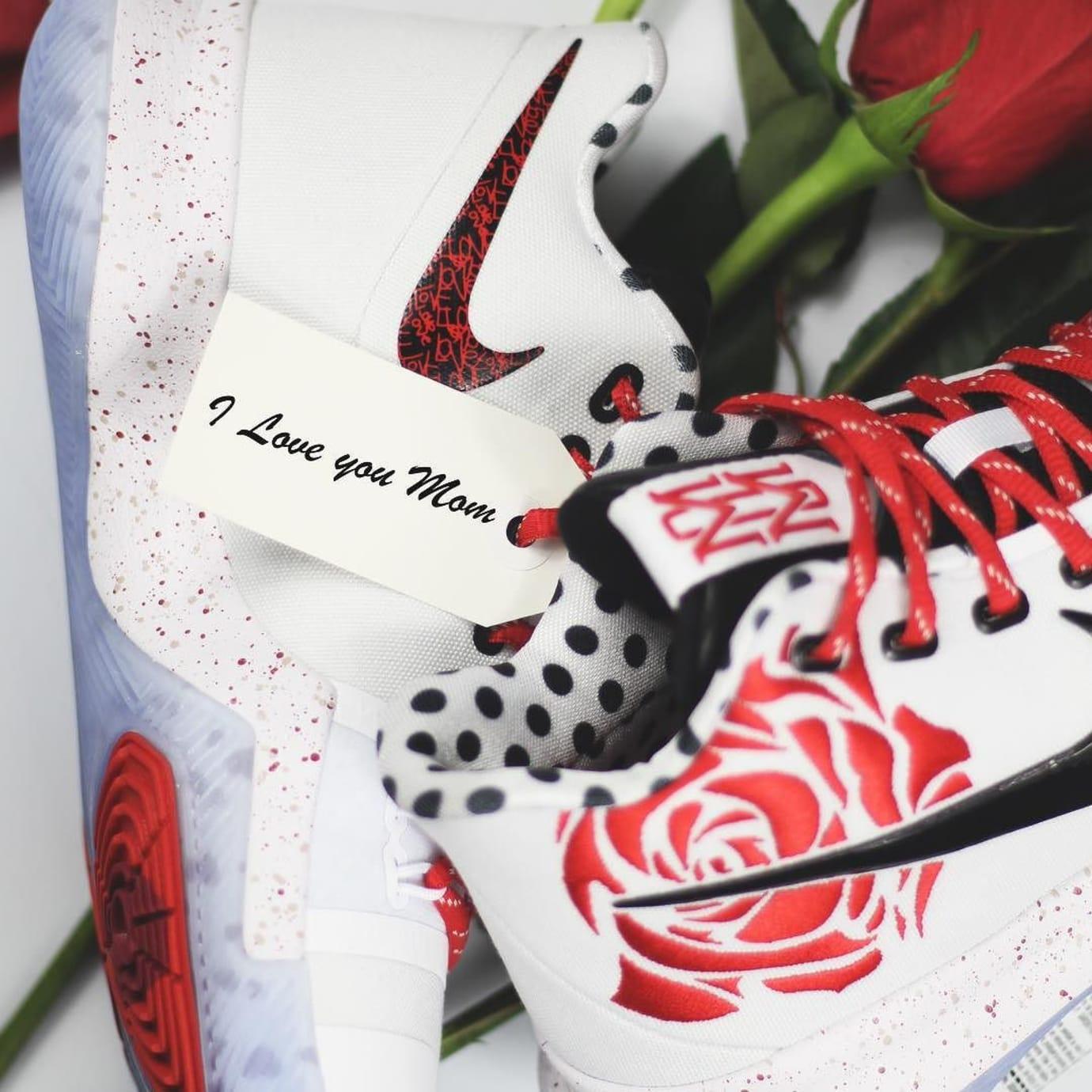 Sneaker Room x Nike Kyrie 3 Mom Release Date Medial