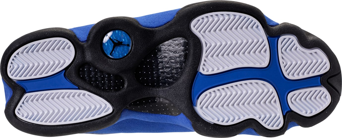 Air Jordan 13 XIII Hyper Royal Q-Rich Release Date 414571-117 Sole