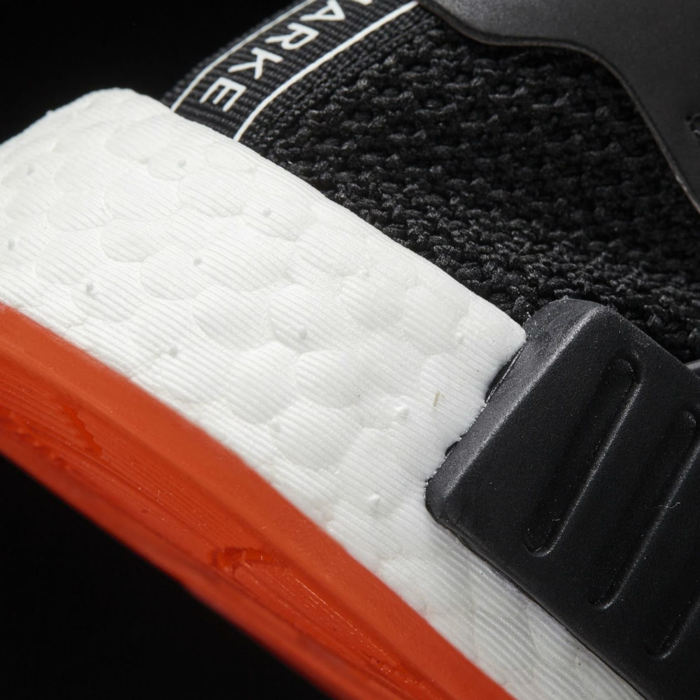 Adidas NMD XR1 Bred Release Date Midsole BY9924