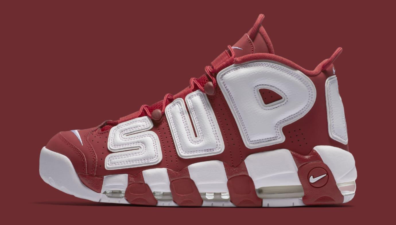 Supreme Nike Air More Uptempo Online Release Restock  da8d3a46b