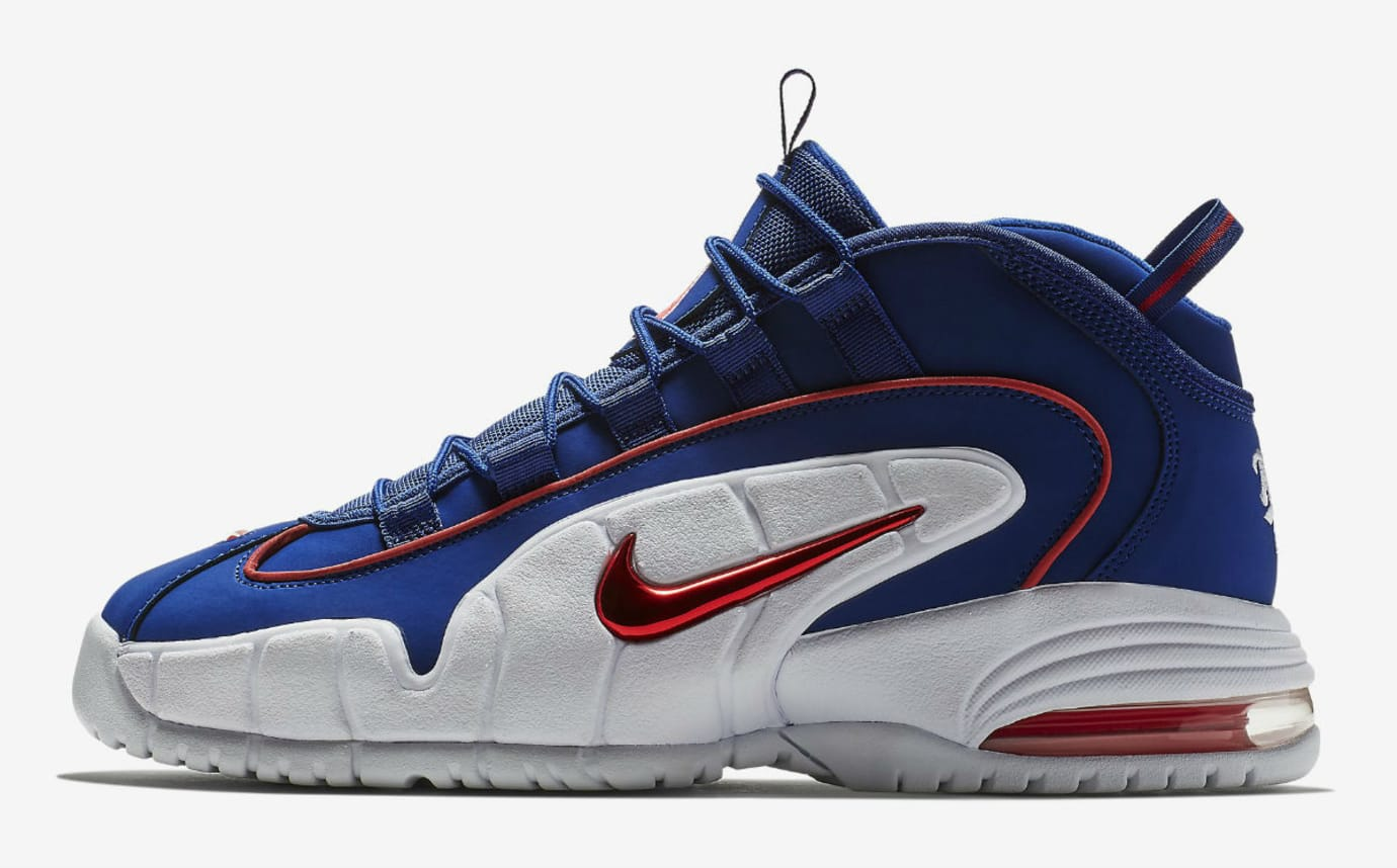 Nike Air Max Penny 1 Lil' Penny Release Date 685153-400 Profile
