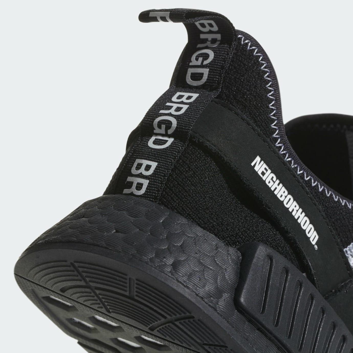 new arrival bdf88 96a9d Neighborhood x Adidas NMD R1 Release Date DA8835 | Sole ...