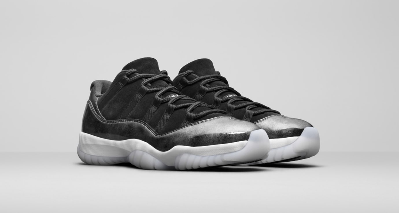 Barons Air Jordan 11 Low