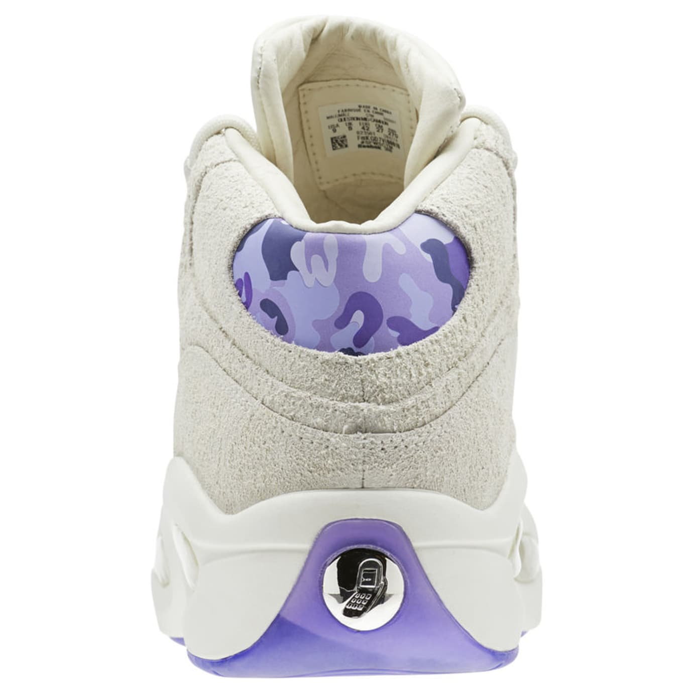 c92280793e6 Cam ron x Reebok Question Dipset Purple Camo Release Date