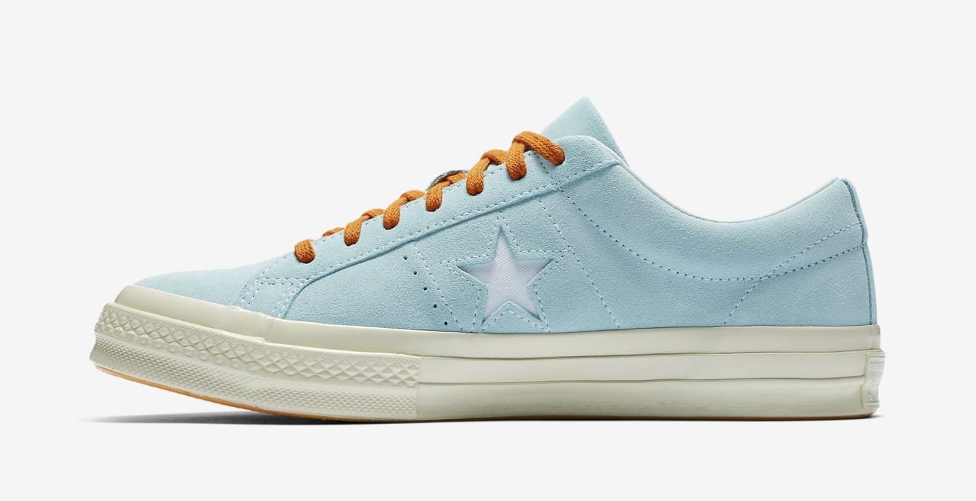 Tyler the Creator Converse One Star Profile