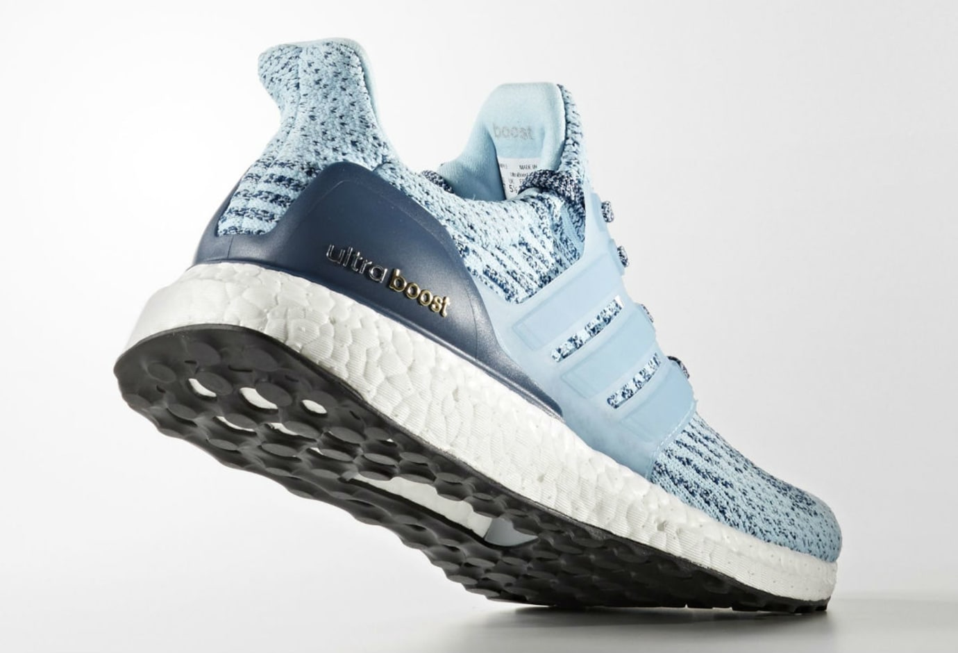 1ea7eee54467b Adidas Ultra Boost Women s Icy Blue Release Date Lateral