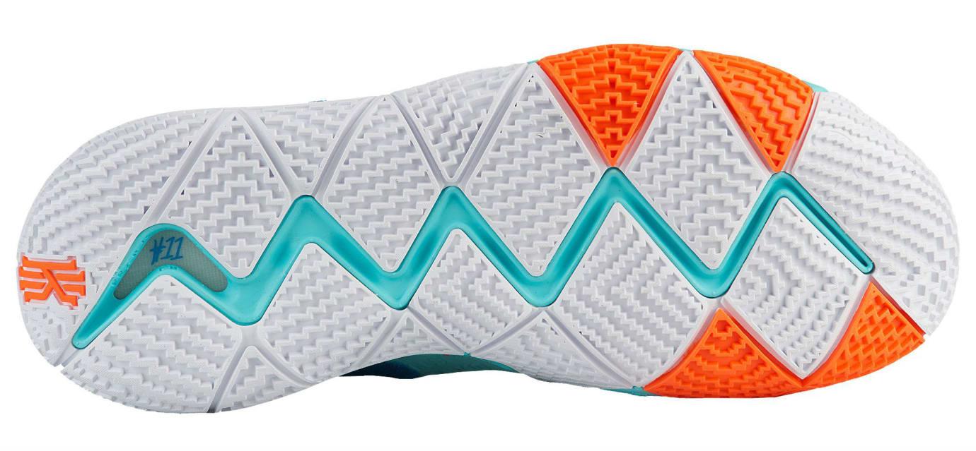 Nike Kyrie 4 Power Is Female Release Date 943806-402 Sole