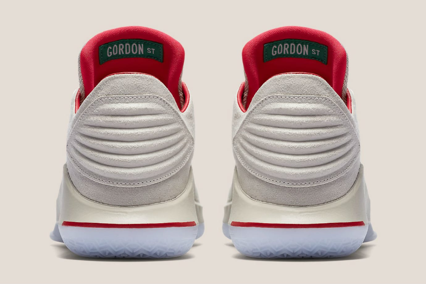 watch 52e57 3dbde Air Jordan 32 Low Gordon Street Release Date AA1256-004 Heel