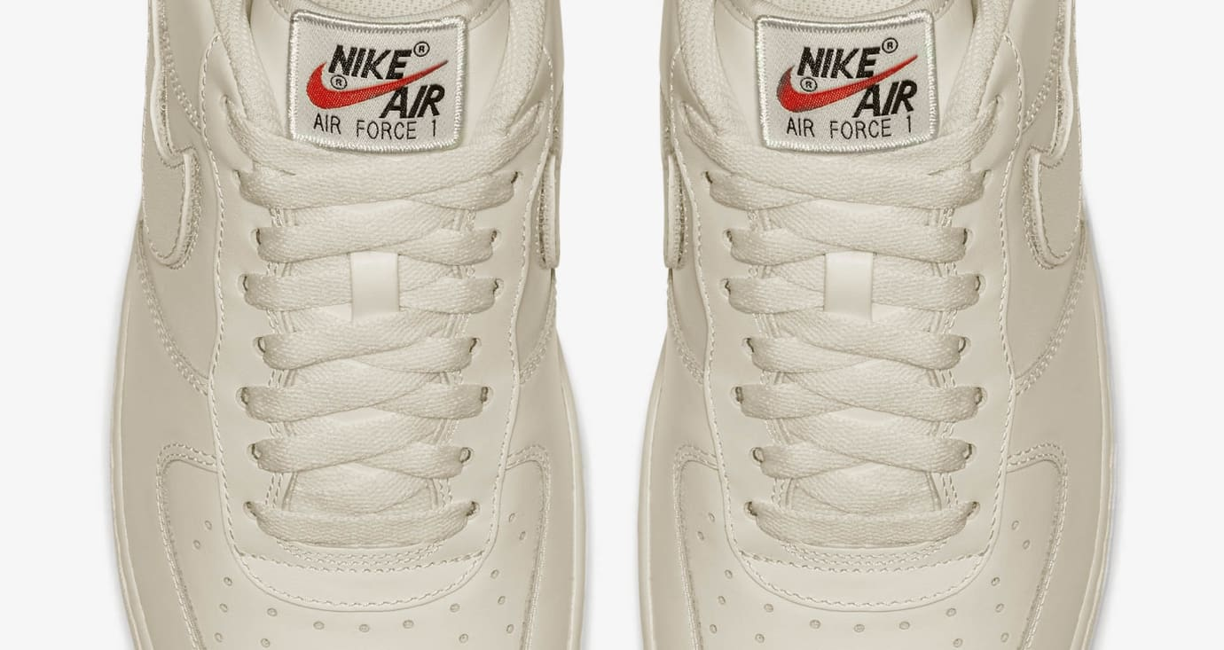 sports shoes 63577 285bc Nike Air Force 1 'Swoosh Pack' in sail Releasing Feb. 15 for $110 ...