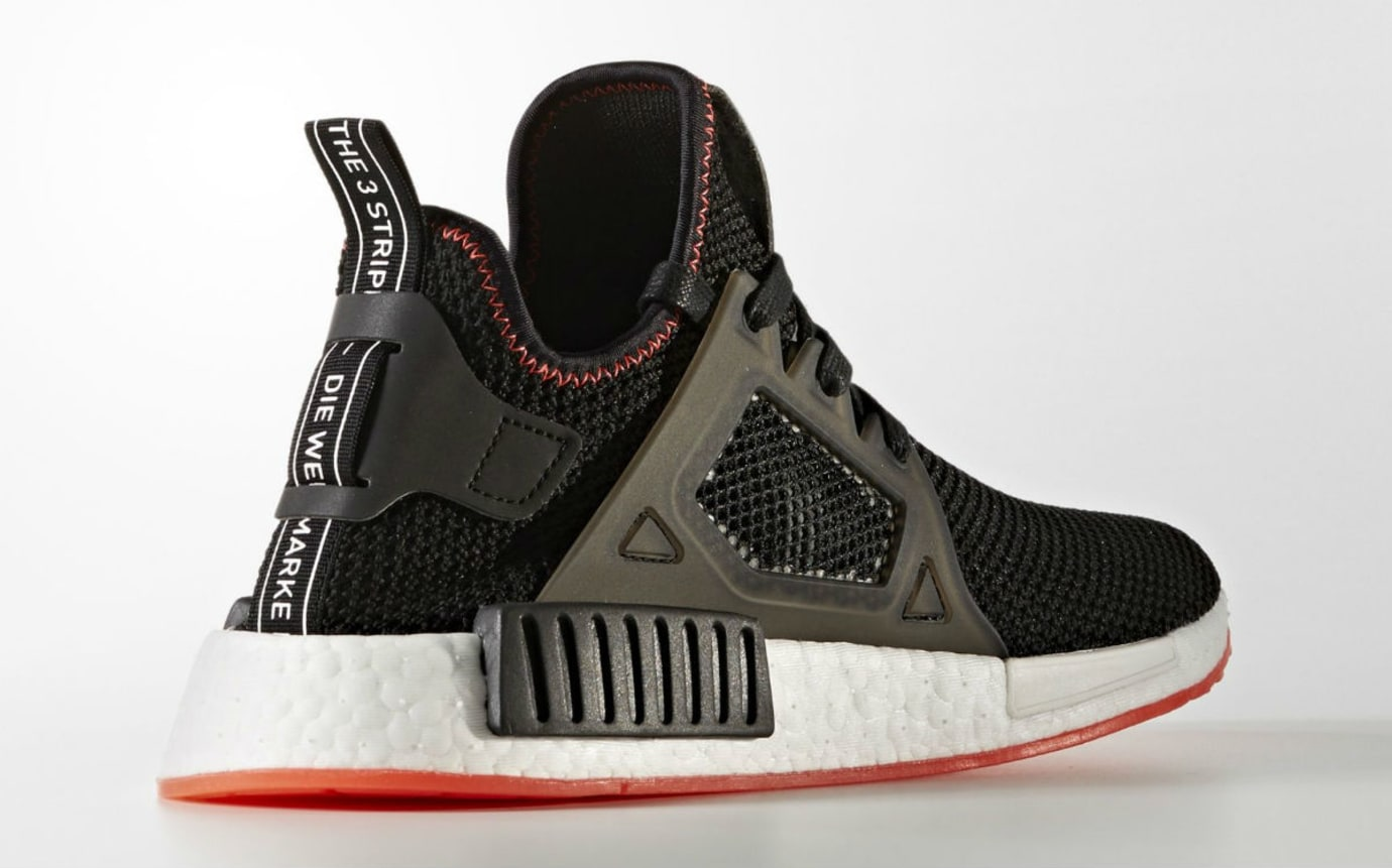 Adidas NMD XR1 Bred Release Date Lateral BY9924