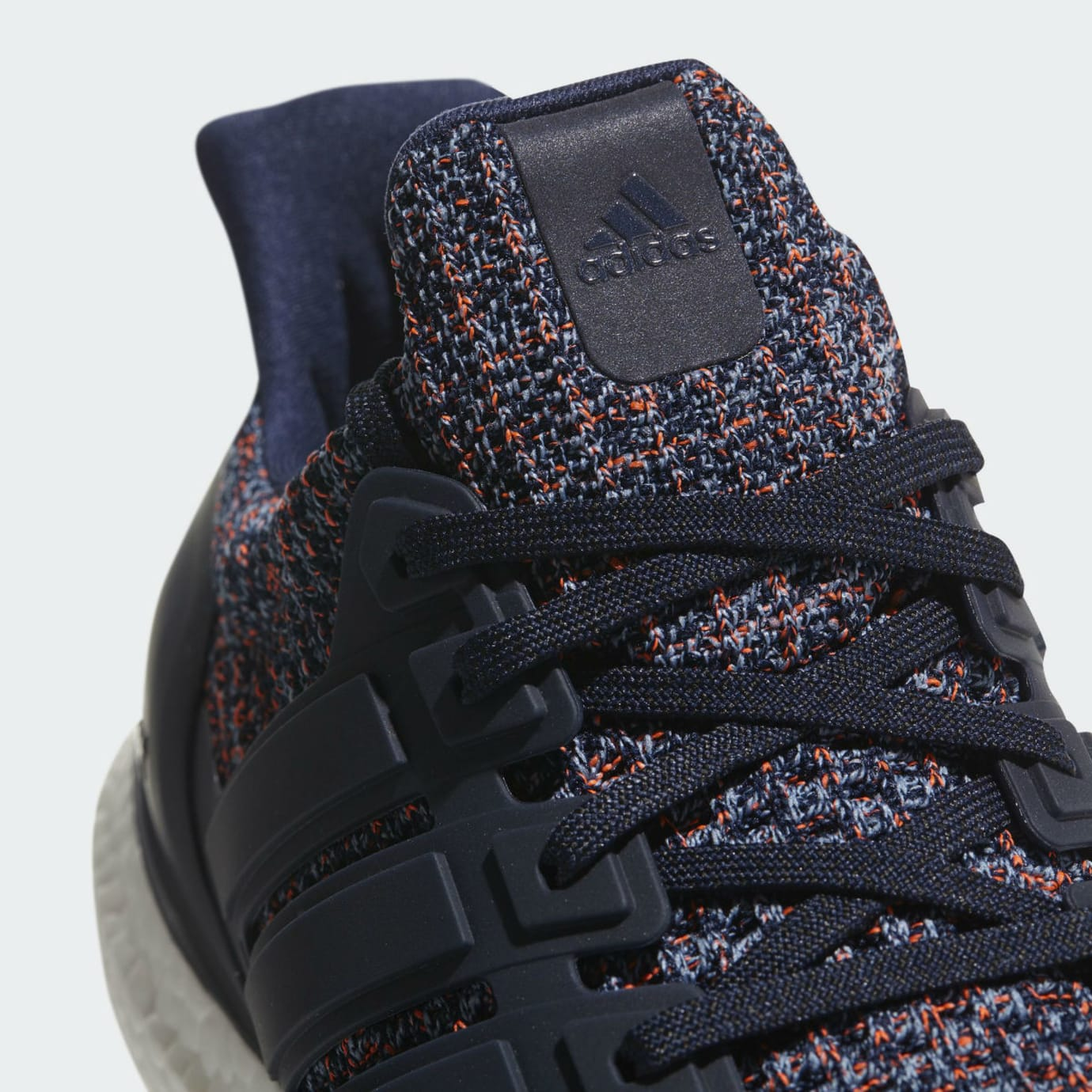 ef3afb9aced24 Adidas Ultra Boost Navy Multicolor BB6165 Release Date Tongue