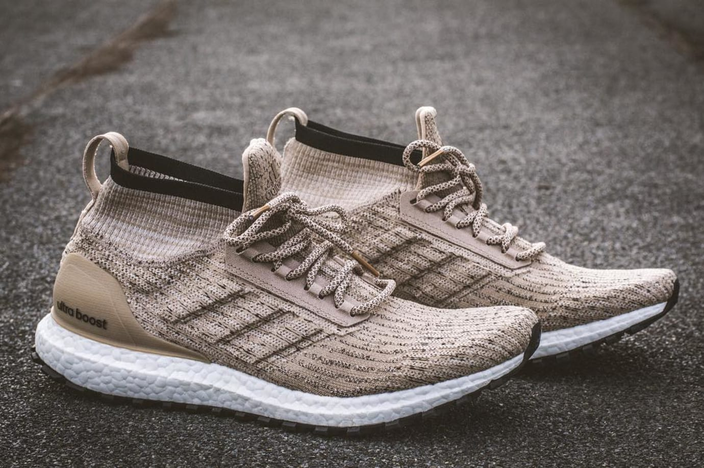 Adidas Ultra Boost ATR Mid Khaki Release Date Right